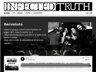 Infected Truth Website